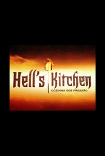 Hell's Kitchen: Cozinha Sob Pressão (3ª Temporada) - Poster / Capa / Cartaz - Oficial 2