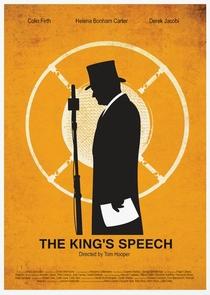 O Discurso do Rei - Poster / Capa / Cartaz - Oficial 7