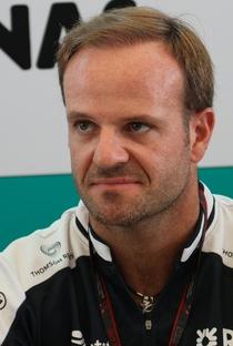 Rubens Barrichello - Poster / Capa / Cartaz - Oficial 1