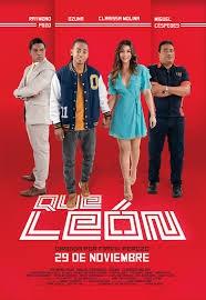 Qué León - Poster / Capa / Cartaz - Oficial 1