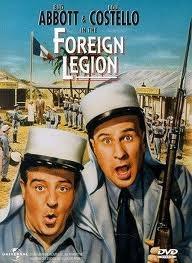 Abbott & Costello na Legião Estrangeira - Poster / Capa / Cartaz - Oficial 1