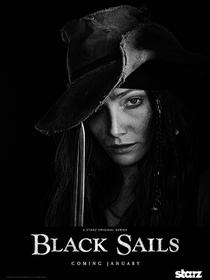 Black Sails (1ª Temporada) - Poster / Capa / Cartaz - Oficial 3