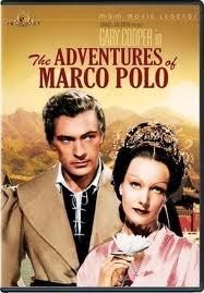 As Aventuras de Marco Polo - Poster / Capa / Cartaz - Oficial 1