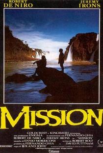 A Missão - Poster / Capa / Cartaz - Oficial 4