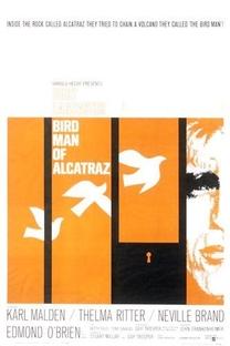 O Homem de Alcatraz - Poster / Capa / Cartaz - Oficial 1