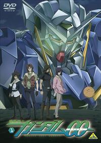 Mobile Suit Gundam 00 (1ª Temporada) - Poster / Capa / Cartaz - Oficial 1