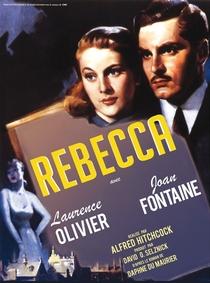Rebecca, a Mulher Inesquecível - Poster / Capa / Cartaz - Oficial 6