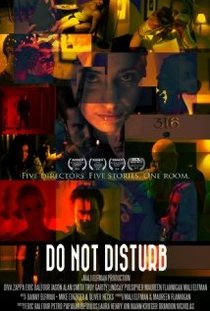 Do Not Disturb - Poster / Capa / Cartaz - Oficial 1