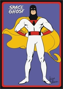 Space Ghost - Poster / Capa / Cartaz - Oficial 4