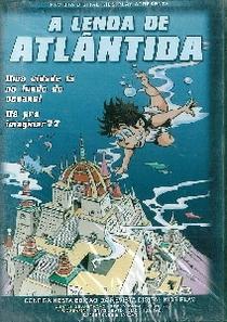A Lenda de Atlântida - Poster / Capa / Cartaz - Oficial 2