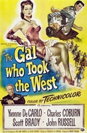 Rivais em Fúria (The Gal Who Took the West)