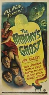 O Fantasma da Múmia - Poster / Capa / Cartaz - Oficial 4