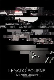O Legado Bourne - Poster / Capa / Cartaz - Oficial 3