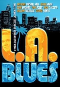 Blues de Los Angeles - Poster / Capa / Cartaz - Oficial 1