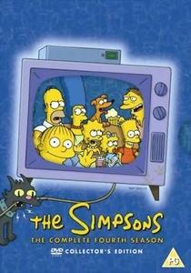 Os Simpsons (4ª Temporada) - Poster / Capa / Cartaz - Oficial 1