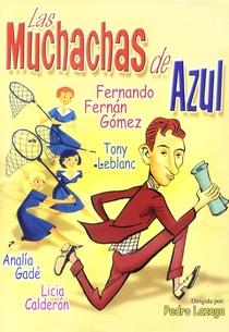 Las Muchachas de Azul - Poster / Capa / Cartaz - Oficial 2