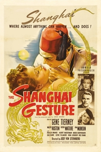Tensão em Shangai  - Poster / Capa / Cartaz - Oficial 1
