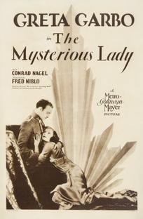 A Dama Misteriosa - Poster / Capa / Cartaz - Oficial 2