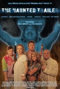 The Haunted Trailer - Poster / Capa / Cartaz - Oficial 1