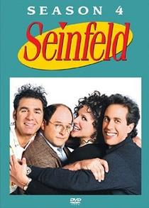 Seinfeld (4ª Temporada) - Poster / Capa / Cartaz - Oficial 2