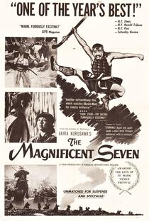 Os Sete Samurais - Poster / Capa / Cartaz - Oficial 21