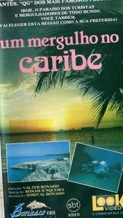 Um Mergulho no Caribe - Poster / Capa / Cartaz - Oficial 1
