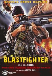 Blastfighter - Poster / Capa / Cartaz - Oficial 1