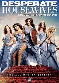 Desperate Housewives (6ª Temporada) - Poster / Capa / Cartaz - Oficial 1