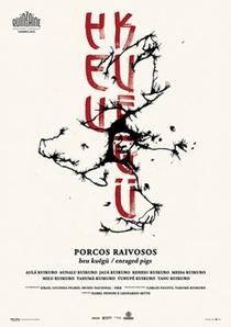 Porcos Raivosos - Poster / Capa / Cartaz - Oficial 1