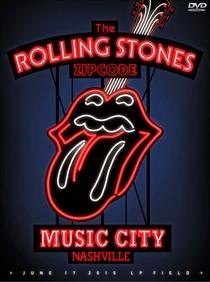 Rolling Stones - Nashville 2015 - Poster / Capa / Cartaz - Oficial 1