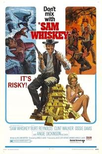 Sam Whiskey, O Proscrito - Poster / Capa / Cartaz - Oficial 2