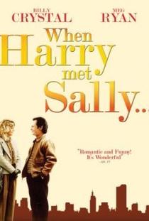 Harry & Sally - Feitos um Para o Outro - Poster / Capa / Cartaz - Oficial 6