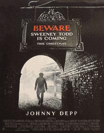 Sweeney Todd: O Barbeiro Demoníaco da Rua Fleet - Poster / Capa / Cartaz - Oficial 6