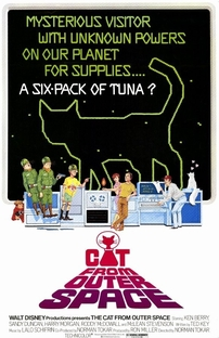 O Gato Que Veio do Espaço - Poster / Capa / Cartaz - Oficial 5