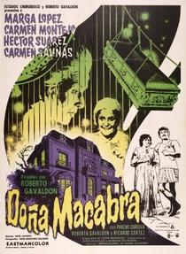 Doña Macabra - Poster / Capa / Cartaz - Oficial 3