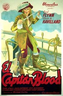 Capitão Blood - Poster / Capa / Cartaz - Oficial 5