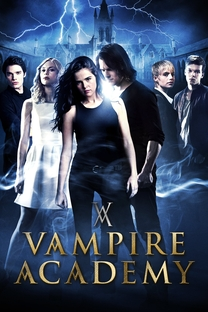 Academia de Vampiros: O Beijo das Sombras - Poster / Capa / Cartaz - Oficial 10