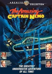 O Fantástico Capitão Nemo - Poster / Capa / Cartaz - Oficial 1