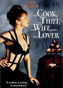 O Cozinheiro, o Ladrão, sua Mulher e o Amante - Poster / Capa / Cartaz - Oficial 2