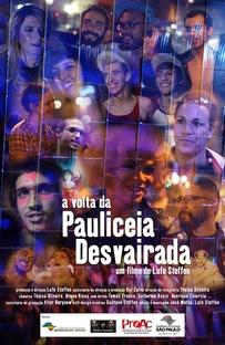 A Volta da Pauliceia Desvairada - Poster / Capa / Cartaz - Oficial 1