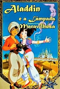 Aladdin e a Lâmpada Maravilhosa - Poster / Capa / Cartaz - Oficial 4