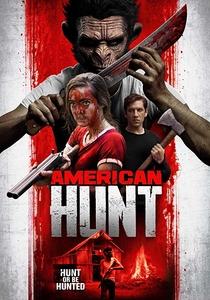 American Hunt - Poster / Capa / Cartaz - Oficial 1