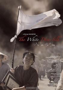 The White Silk Dress - Poster / Capa / Cartaz - Oficial 1