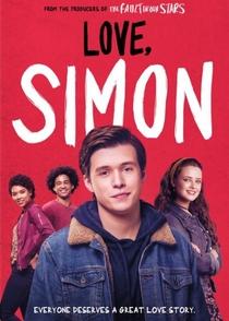 Com Amor, Simon - Poster / Capa / Cartaz - Oficial 8