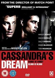 O Sonho de Cassandra - Poster / Capa / Cartaz - Oficial 7