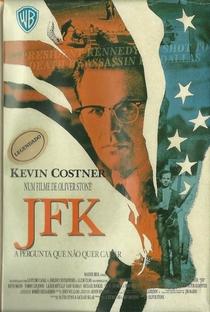 JFK: A Pergunta Que Não Quer Calar - Poster / Capa / Cartaz - Oficial 4