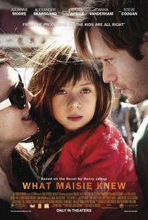 Pelos Olhos de Maisie - Poster / Capa / Cartaz - Oficial 1