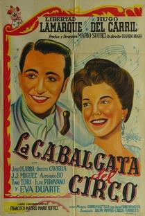 La cabalgata del circo - Poster / Capa / Cartaz - Oficial 1