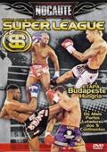 Nocaute Super League Etapa Budapeste - Poster / Capa / Cartaz - Oficial 1
