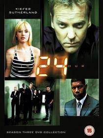 24 Horas (3ª Temporada) - Poster / Capa / Cartaz - Oficial 1